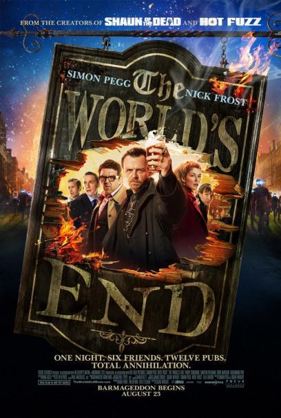 The World's End / Краят на света (2013)